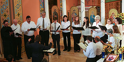 Byzantine Choral Festival Concert: MN @ St. Constantine Ukrainian Catholic Church  | Minneapolis | Minnesota | United States